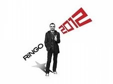 Audio CD Ringo Starr. Ringo 2012