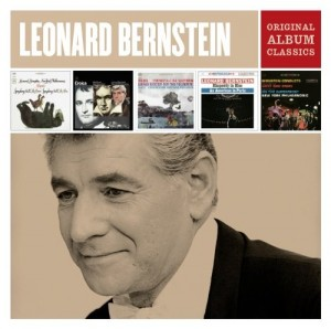 Audio CD Leonard Bernstein. Original Album Classics