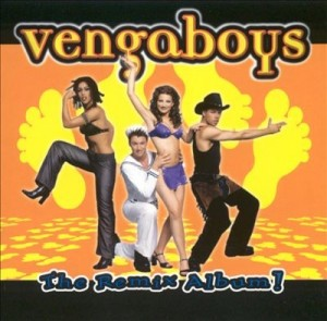 Audio CD Vengaboys. The Remix Album