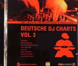 Audio CD Various. Deutsche DJ Charts Vol. 3