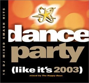 Audio CD Various. Dance Party 2003