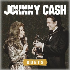 Audio CD Johnny Cash. The Greatest. Duets