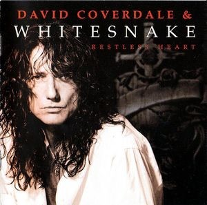 Audio CD David Coverdale. Restless Heart