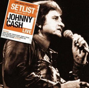 Audio CD Johnny Cash. Setlist. The Very Best Of Johnny Cash Li