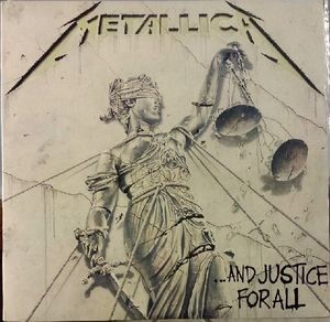 Audio CD Metallica. And Justice For All
