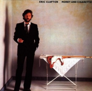 Audio CD Eric Clapton. Money & Cigarettes