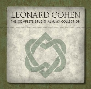 Audio CD Leonard Cohen. The Complete Studio Albums Collection