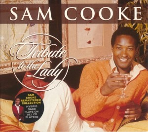 SACD (Super Audio CD) Sam Cooke. Tribute To The Lady