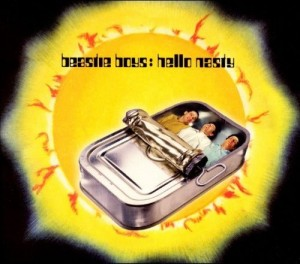 LP Beastie Boys. Hello Nasty (LP)