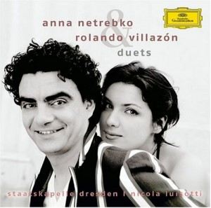 DVD + Audio CD Anna Netrebko & Rolando Villazón. Duets (Limited Edition)