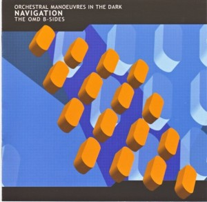 Audio CD Orchestral Manoeuvres in the Dark. Navigation