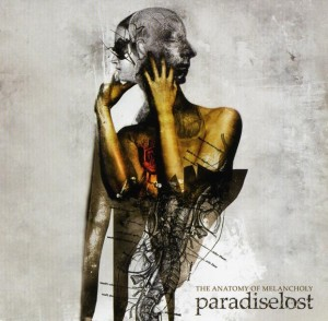Audio CD Paradise Lost. The anatomy of melancholy