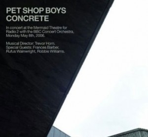 Audio CD Pet Shop Boys. Concrete