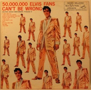 Audio CD Elvis Presley. 50,000,000 Elvis fans can't be wrong