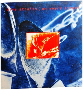 LP Dire Straits. On Every Street (LP)