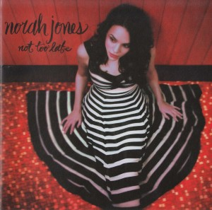 LP Norah Jones. Not Too Late (LP)
