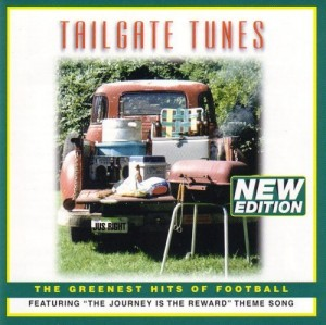Audio CD Various. Football tunes