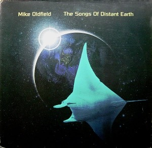 LP Mike Oldfield. The Songs Of Distant Earth (LP)
