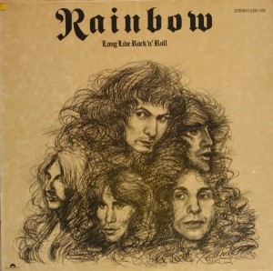 LP Rainbow. Long Live Rock 'N' Roll (LP)