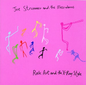 LP Joe Strummer & The Mescaleros. Rock Art And The X-Ray Style (LP)