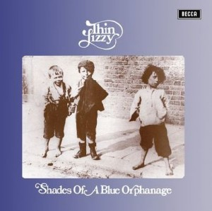 LP Thin Lizzy. Shades Of A Blue Orphanage (LP)