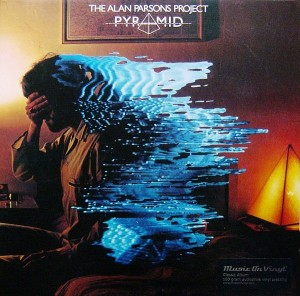 LP The Alan Parsons Project. Pyramid (LP)