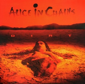 LP Alice In Chains. Dirt (LP)