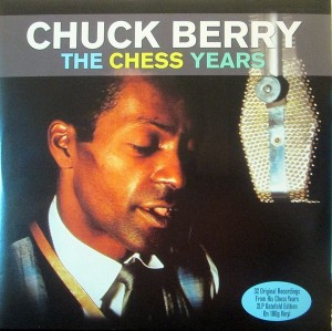 LP Chuck Berry. The Chess Years (LP)
