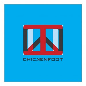 Audio CD Chickenfoot. Chickenfoot III