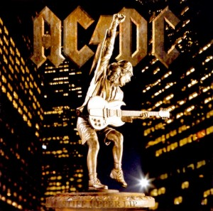 Audio CD AC/DC: Stiff Upper Lip