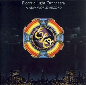 LP Electric Light Orchestra. A New World Record (LP)