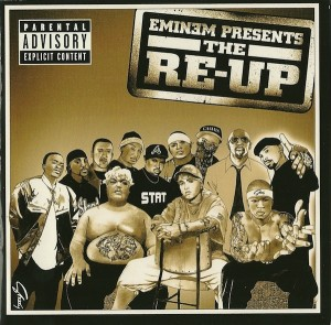 LP Eminem. Eminem Presents The Re-Up (LP)