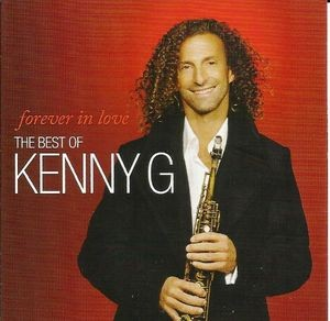 Audio CD Kenny G. Forever in love (Best of)