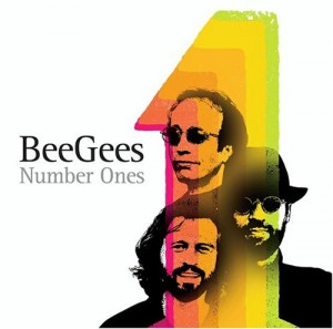 Audio CD Bee Gees. Namber one