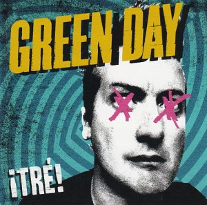 LP Green Day. Tre! (LP)