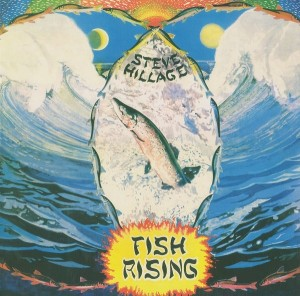 LP Steve Hillage. Fish Rising (LP)