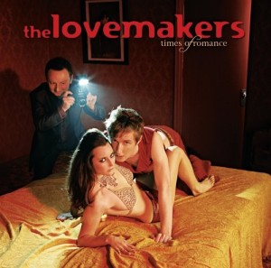 Audio CD Lovemakers. Times of romance
