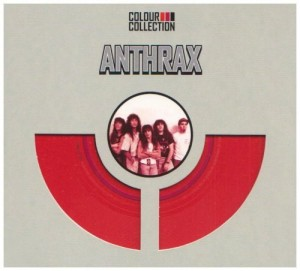 Audio CD Anthrax. The сolour collection
