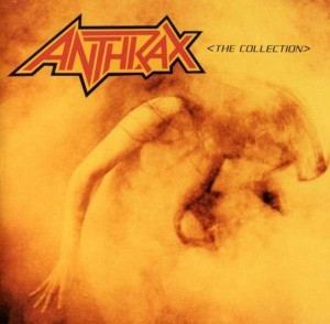 Audio CD Anthrax. The collection