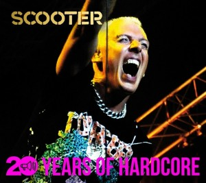 Audio CD Scooter. 20 years of hardcore