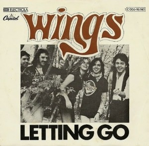 LP Paul McCartney. Letting Go. You Gave Me The Answer (LP)