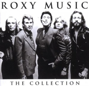 Audio CD Roxy music. The collection