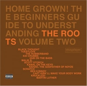 Audio CD The roots. Home grown! The beginner's guide to understanding. Vol.2