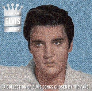 Audio CD Elvis Presley. I am an Elvis fan