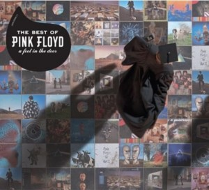 Audio CD Pink Floyd. A foot in the door. The best of Pink Floyd