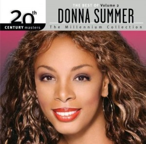 Audio CD Donna Summer. The best of Donna Summer
