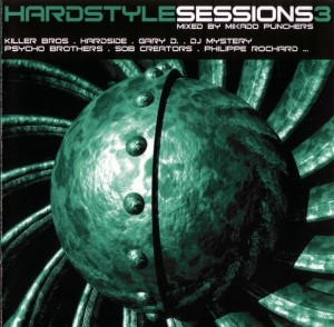 Audio CD Сборник. Hardstyle Sessions 3