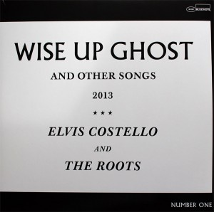 LP Elvis Costello & The Roots. Wise Up Ghost (LP)