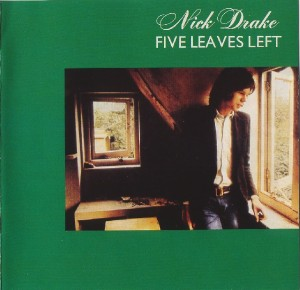 LP Nick Drake. Five Leaves Left (LP)