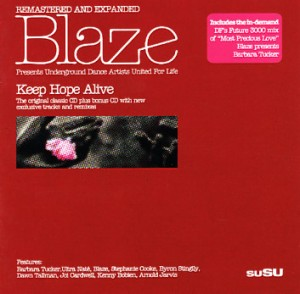 Audio CD Сборник. Blaze Presents Underground Dance Artists